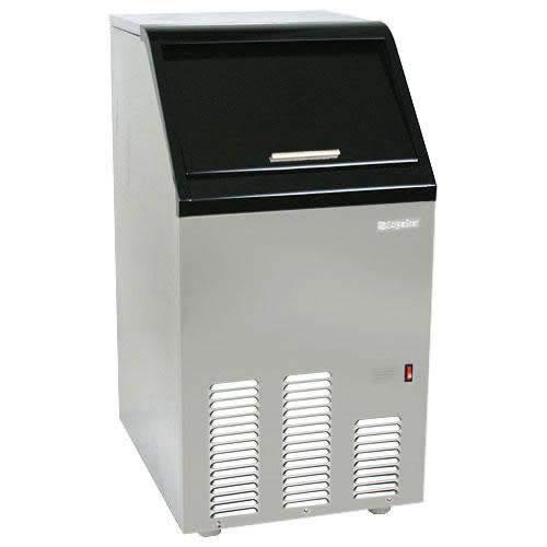 EdgeStar IB650SS Full Size Ice Maker - 75 lb. Daily Ice Production