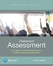 Best classroom assessment 7th edition Reviews