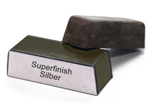 Polierpaste Poliermittel Superfinisch für Silber Typ PPSS