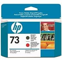 (まとめ) HP73 プリントヘッド マットブラック/クロムレッド CD949A 1個 【×3セット】