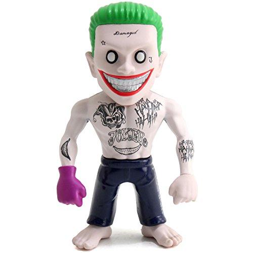 Suicide Squad The Joker - Metalfigs 10cm Sammelfigur 97566 detailgetreue Gestaltung, aus hochwertigem Diecast-Metall, verpackt in edler Fensterbox