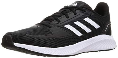 adidas Runfalcon 2.0, Sneaker Mujer, Core Black/Footwear White/Grey, 36 2/3 EU ⭐