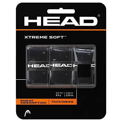 HEAD XTREMESOFT, Accessori Tennis Unisex-Adulto, Nero, Unica