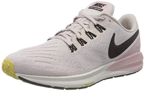 Nike Women's Running Shoes, Purple Platinum Violet Black Plum Cha 009, 7 UK