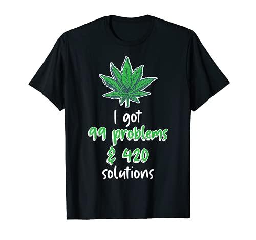 Ich habe 99 Probleme und 420 Lösungen...