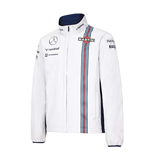 F1 2016 - Chaqueta Impermeable Williams Martini Racing (Estilo de Hackett London) XS