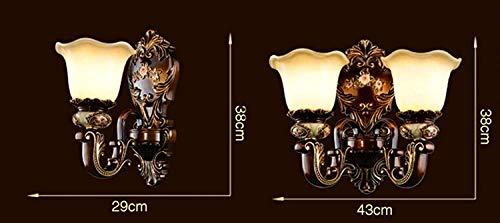 JI Gyy Home Hotel Lighting Lieve wandlamp Living Room Lights bedlampje slaapkamer vintage tafellamp in neoklassieke stijl Originaliteit