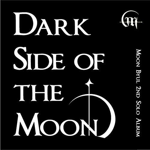 RBW Entertainment MAMAMOO MOONBYUL - Dark Side of The Moon (2nd Mini Album) Album+Folded Poster