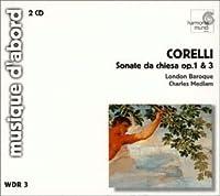 Corelli: Sonate da chiesa (Church Sonatas) Op. 1 & 3