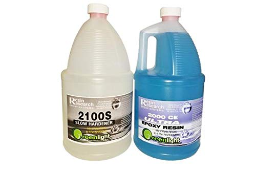 Summer Epoxy Resin 2000CE Ultra with Slow Hardener