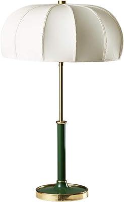 ZGQP Lámpara de mesa moderna E27 estilo minimalista dormitorio del ...
