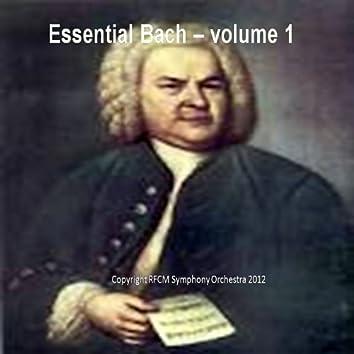 Essential Bach (Volume 1)
