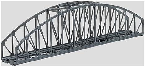 Marklin 8975 Z Scale Arched Bridge, Length 220 mm 8-13/16