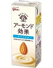 グリコ アーモンド効果 アーモンドミルク 常温保存可能 200ml×12本
