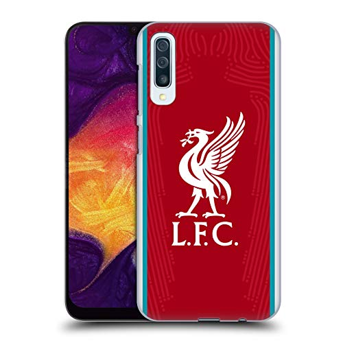 Head Case Designs Offizielle Liverpool Football Club Home 2020/21 Harte Rueckseiten Handyhülle Hülle Huelle kompatibel mit Samsung Galaxy A50/A30s (2019)