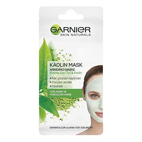 Garnier - Skin Active Rescue Mask, Mascarilla Facial Purificante con T