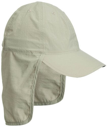 Columbia Schooner Bank Gorra Cachalot, Unisex Adulto, Beige (Fossil), One Size (Adjustable)