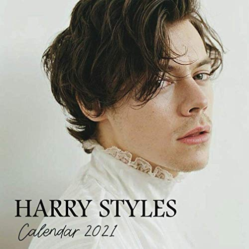 Harry Styles: 2021 Wall Calendar - Mini Calendar, 7'x7', 12 Months