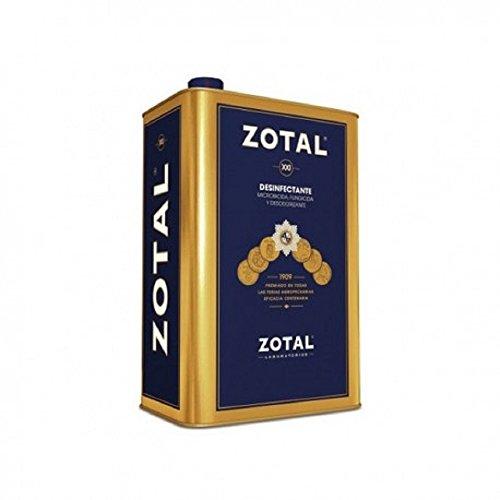 Zotal Producto de Limpieza Multiusos para el Hogar 5000 ml