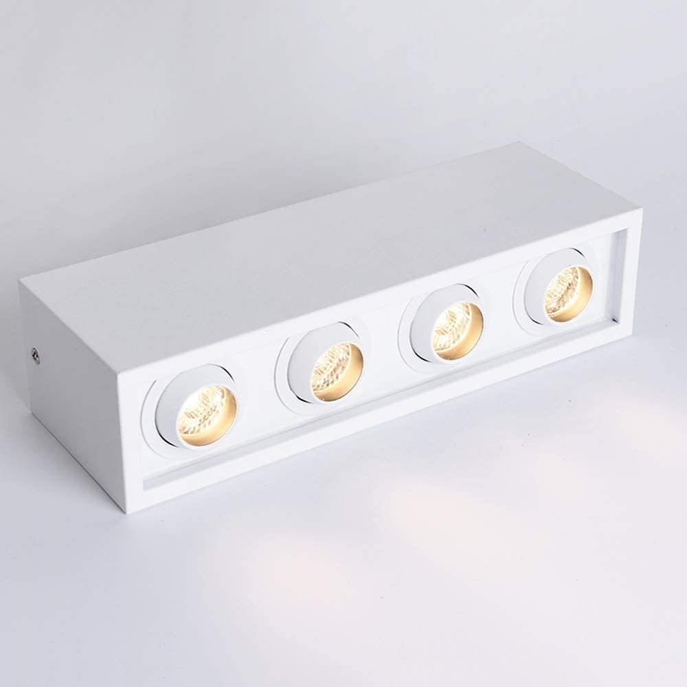 CSMY 12W 24W 36W 48W LED Rectangle Simple Surf Adjustable Square Special sale item 4 years warranty