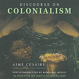 Discourse on Colonialism cover art