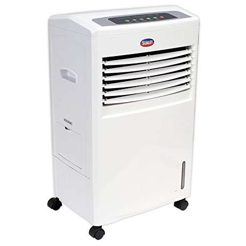 Sealey SAC41 4-in-1 Air Cooler/ Heater/ Fan/ Humidifier and Air Purifier