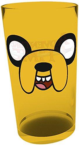 GB Eye LTD, Adventure Time, Cara de Jake, Vaso de Pinta a Color