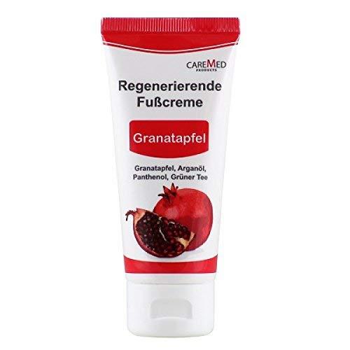 2x Regenerierende Fusscreme mit Granatapfel 150 ml