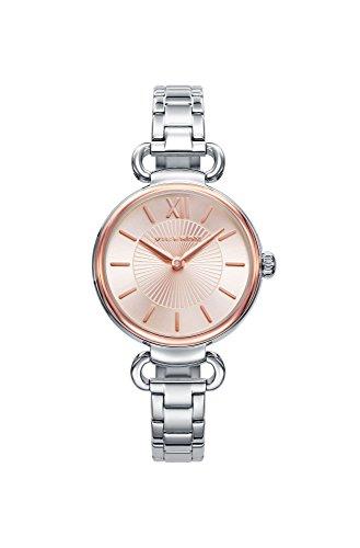 Viceroy Damen Analog Quarz Uhr mit Edelstahl Armband 42278-93