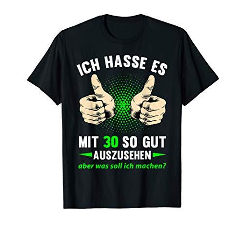 30. Geburtstag Mann Frau 30 Jahre Geschenk Jahrgang 1990 T-Shirt
