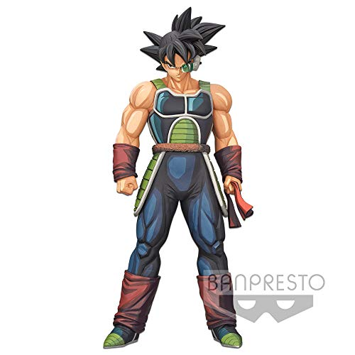 Banpresto-BAN15998 Figura Dragon Ball Bardock Grandista, Multicolor (Bandai BP15998)