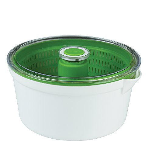 Prepworks by Progressive Easy Press Salad Spinner