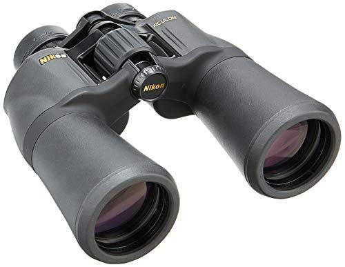 Nikon Aculon A211 7x50 7X50-Binoculares (ampliación 7X, Objetivo 50 mm), Color Negro