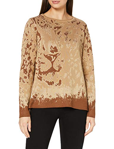 Betty Barclay Collection 5203/1841 Maglione, Camel/Brown, 36 Donna