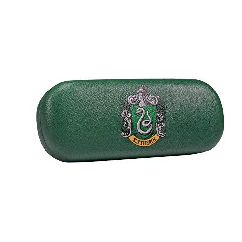Branpresto Funda Para Gafas Slytherin, Harry Potter, Verde, Talla Única