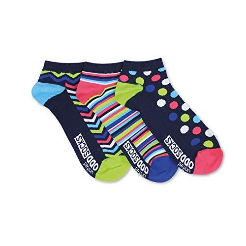 United Oddsocks - Sneaker Socken - Herren LinerM4- Gr. 39-46