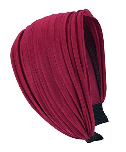 axy HR32A Haarreif Serie 32A Hair Band (Rot)