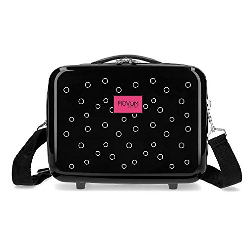 ABS Trousse Movom Bubbles Fuchsia