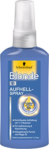 Blonde S1 Aufhellspray, 3er Pack (3 x 125 ml)