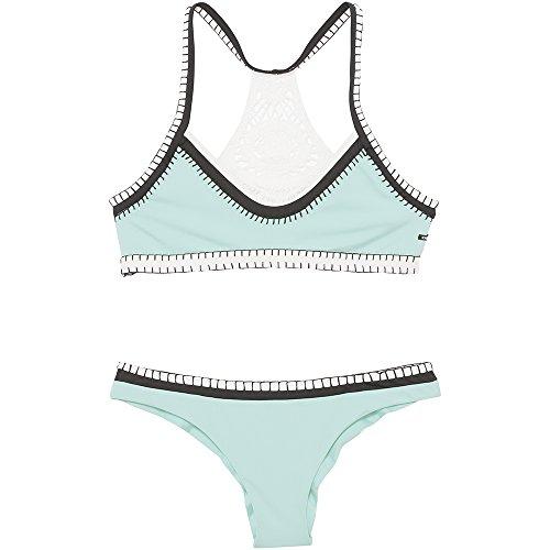 Chiemsee, Bikini, dames bikini, bleached aqua, maat XS