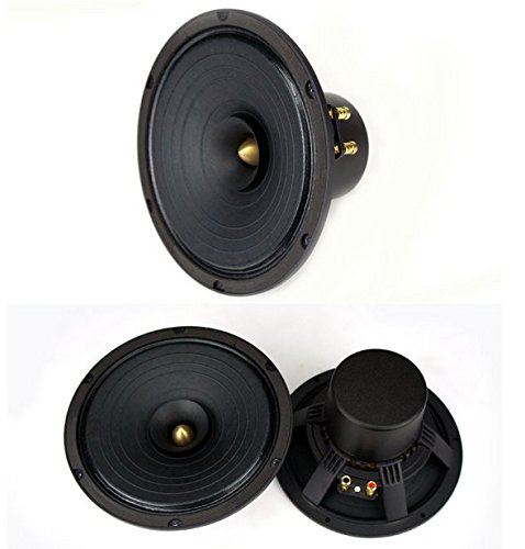 Gowe High End Lautsprecher Komponente, Alnico Magnet, gemischte Papierkegel, 8 Ohm, 36 W