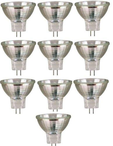 Halogenleuchtmittel GU4 / 35W [ 10er Set]
