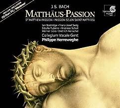 Best collegium vocale gent matthaus passion Reviews