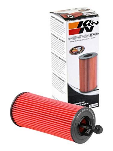 K & N PS-7026 oliefilter voor motorvoertuigen.