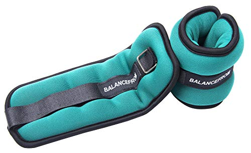 BalanceFrom GoFit Fully Adjustable Ankle Wrist Arm Leg Weights