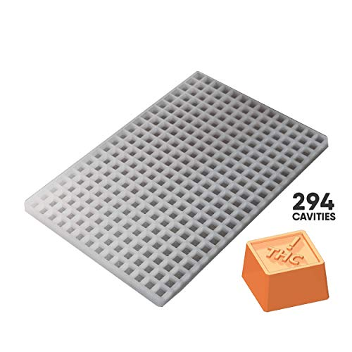 Buy Cheap Small Colorado Cube Candy Silicone Mold Canada Regulatory Symbol 1.2mL Piece 294pc FOOD GR...