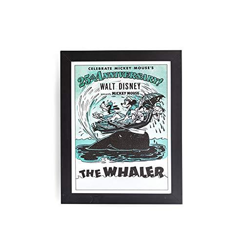 Quadro Mickey Whaler WD