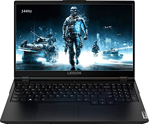 "Lenovo Legion 5 Gaming Laptop 15.6"" FHD 144Hz AMD Ryzen 7 4800H 8-Core Up to 4.2GHz 16GB DDR4 RAM 512GB PCIe SSD NVIDIA GeForce GTX 1660Ti WiFi Webcam Dolby Backlit Keyboard Windows 10 Aloha Bundle"