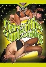 French Women's Wrestling - FIERCE COMPETITIVE WRESTLING 1 DVD Amazon's Prod