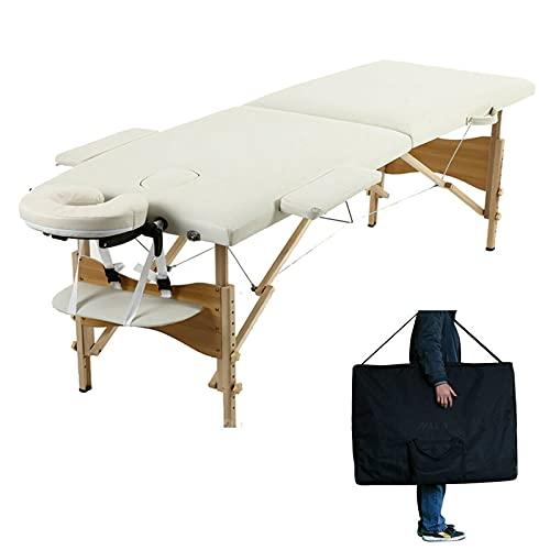 Mobile Holz Massageliege Faltbar...